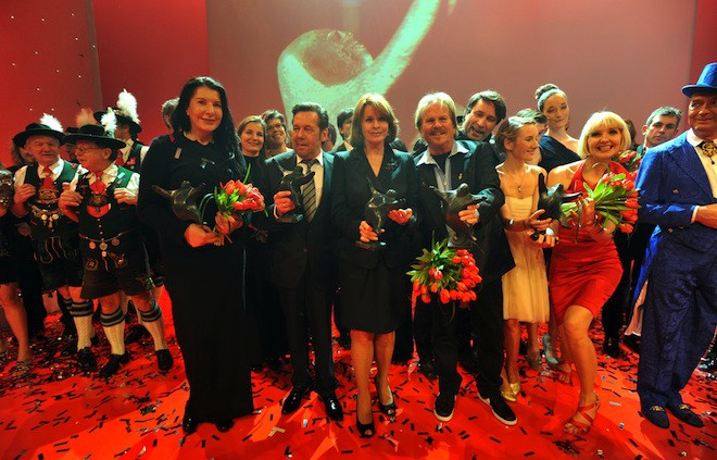 BZ Kulturpreis Show  Schlussbild © Purschke für BZ