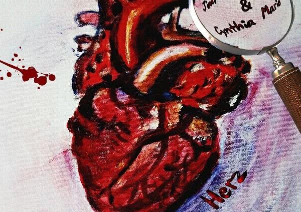 Die neue Single von Jimi Weissleder und Cynthia Marie: Wildes Herz